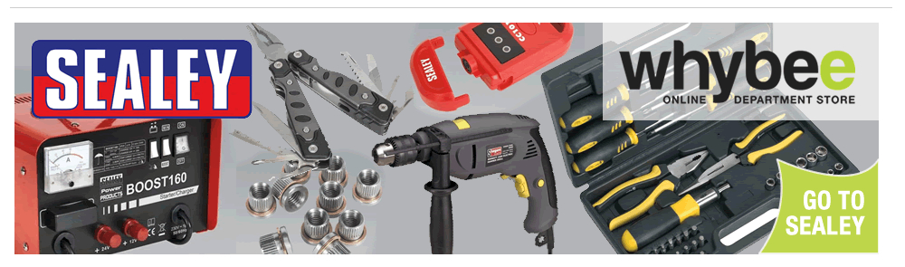Go to our SEALEY TOOLS