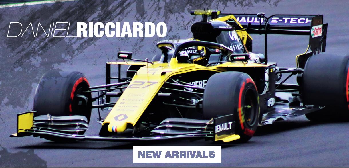 Renault F1 Team 2019 Daniel Ricciardo #3 Kids Cap Childrens Official Merchandise